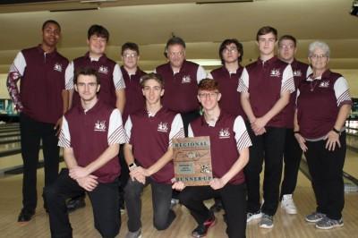 Dobyns Bennett - Region 1 Boys Runner Up