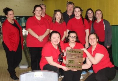 Cherokee - Region 1 Girls Champions
