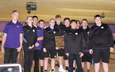 Sevier County - Region 2 Boys Champions