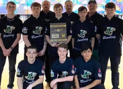 Rhea County - Region 3 Boys Champions