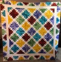 Calhoun County Quilt Guild opportunity quilt