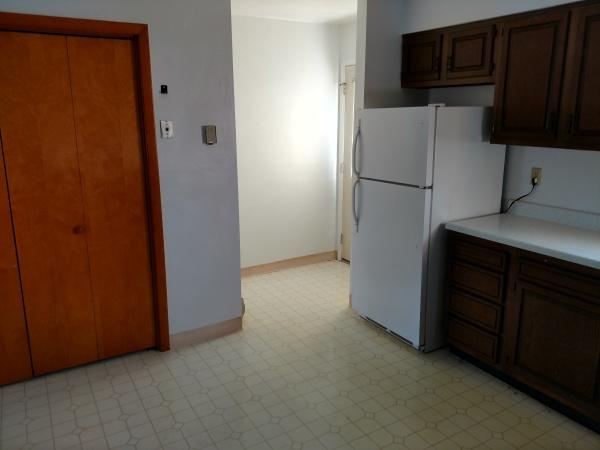 Kitchen/ Laundry/Back Door