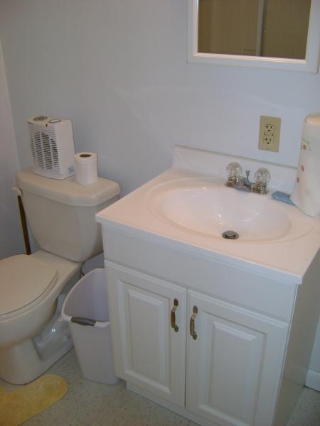 Lower Efficiency Bath