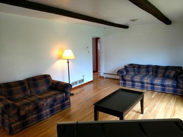 Living Room - Main Level