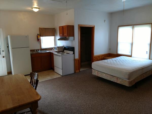 Bedroom/Living Room Efficiency