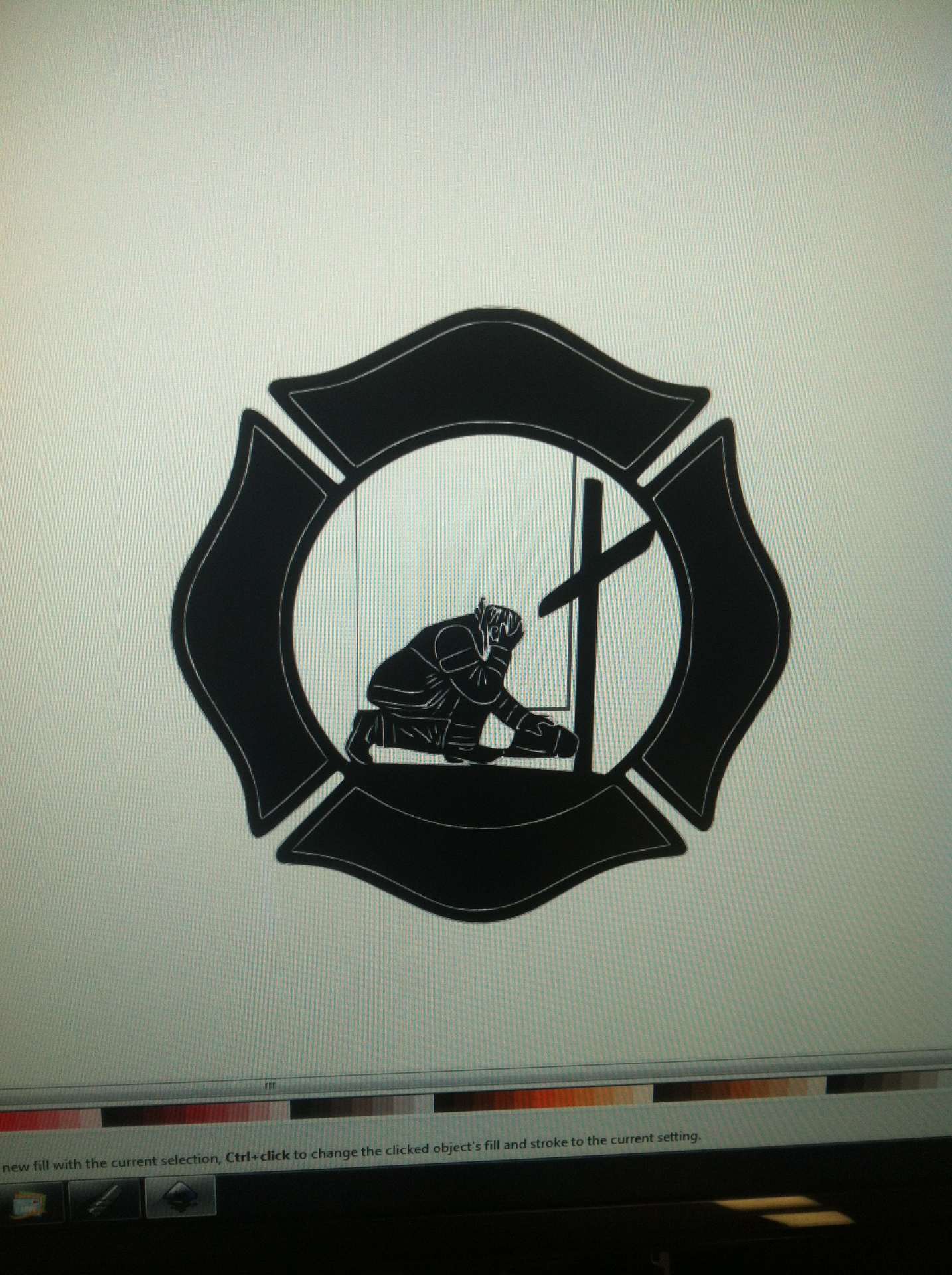 Firefighter Sign