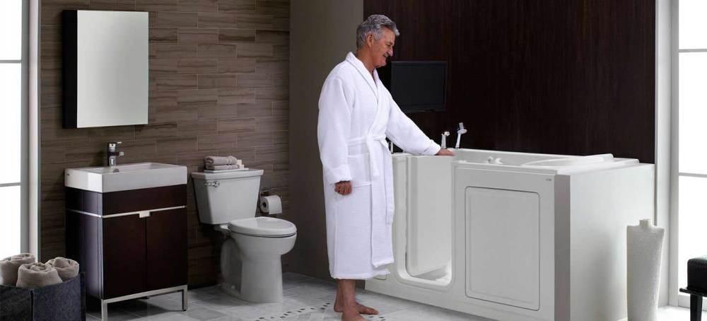 2020 Walk In Bathtub Reviews To Help Seniors Make The Right Choice