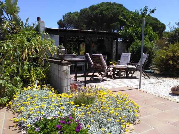 The Garden Room and Sun Terrace