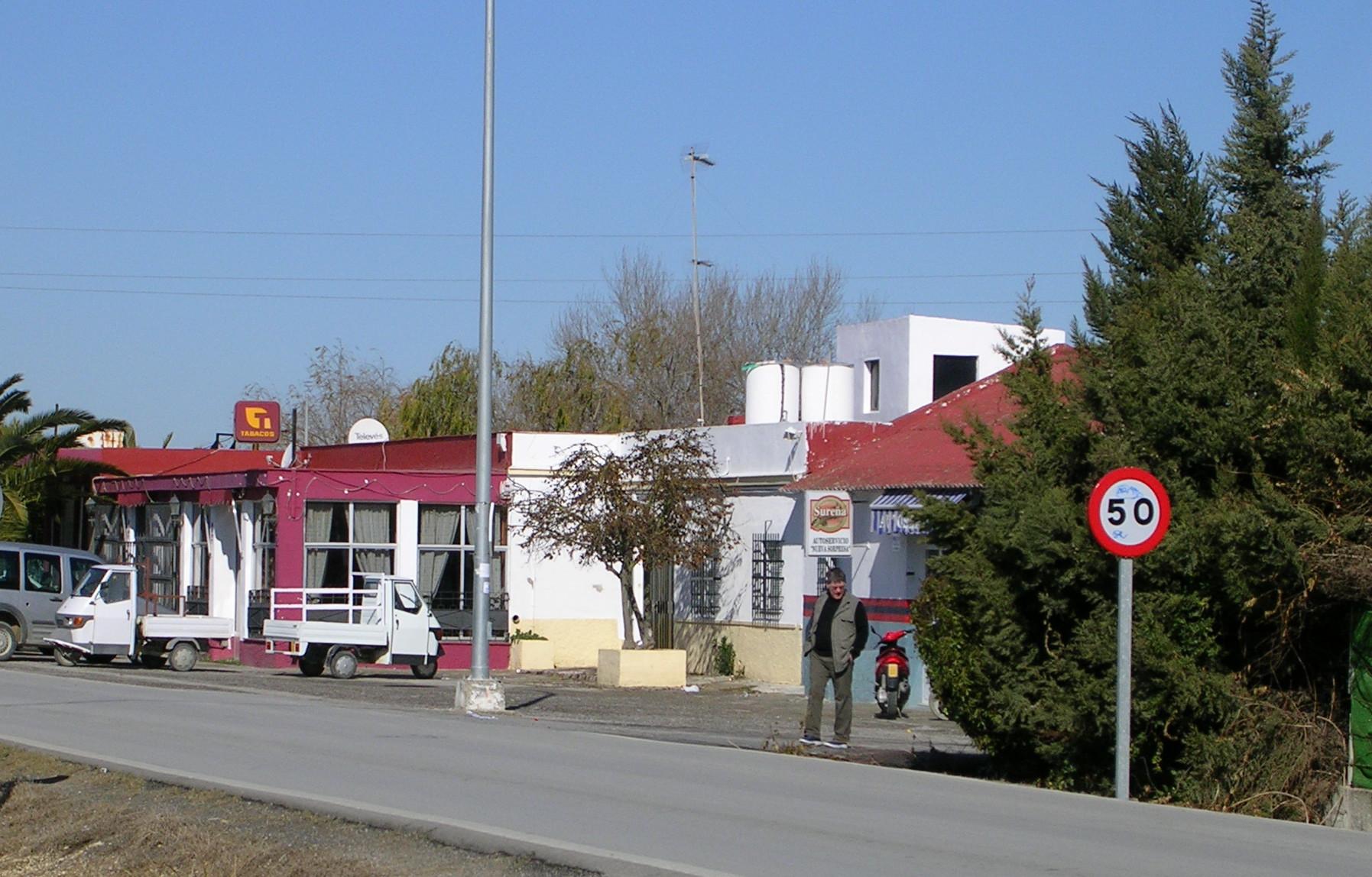 'Casa Blas' aka 'Venta La Sorpresa'