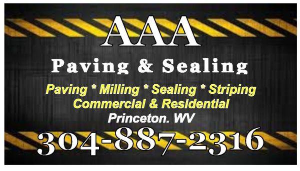 AAA Paving & Sealing