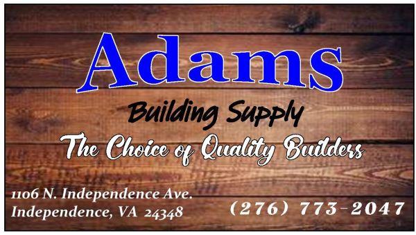 Adams Building Supply