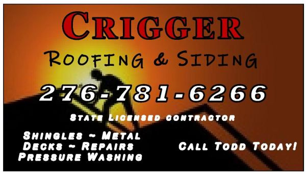 Crigger Roofing & Siding