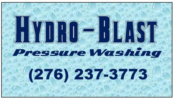 Hyro-Blast Pressure Washing
