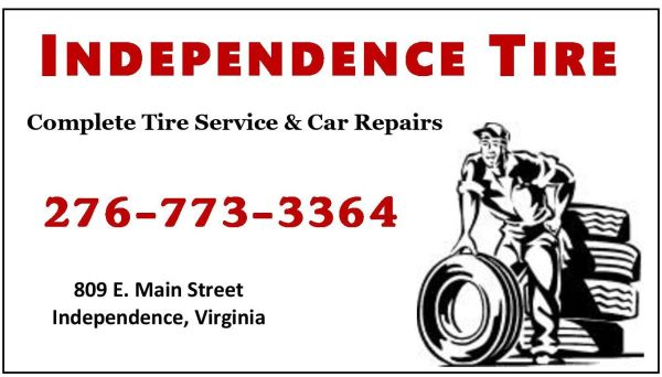Independence Tire