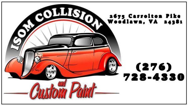 Isom Collision & Custom Paint