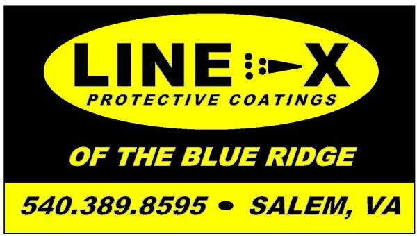 Line X of the Blue Ridge