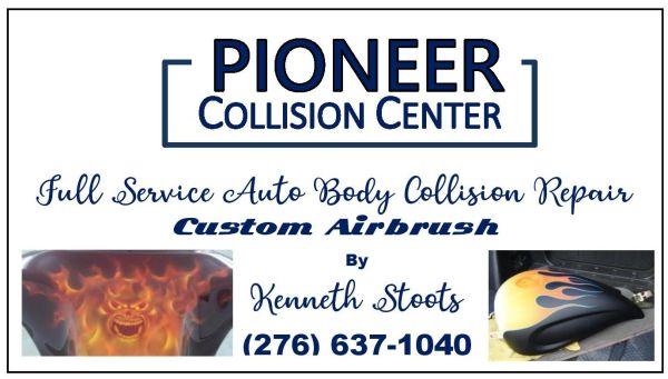 Pioneer Collision Center