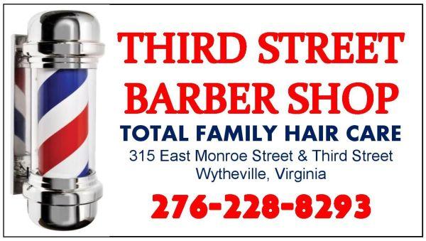 Third Street Barber Shop