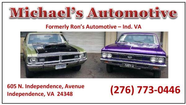 Michael's Automotive