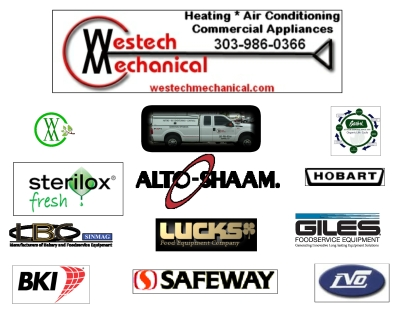 Commercial Appliance Repair and Installation