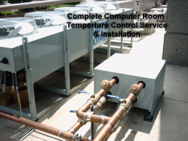 Data Center piping and service
