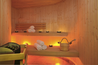 Wet or Dry Sauna Complement
