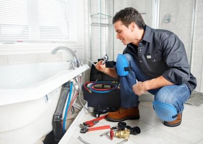 Taps, showers repair