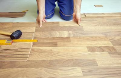 Fixing or Replacing Flooring