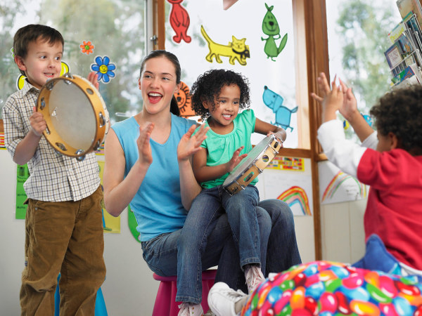 French Class for Toddlers at Language and Music House
