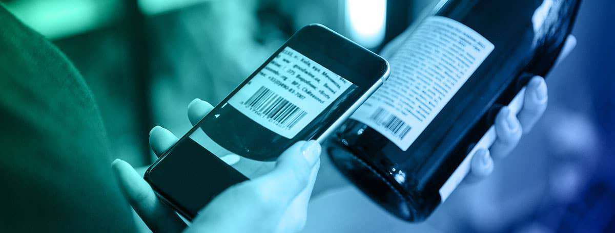 Only with xamoom: You can scan barcodes and get information on the product