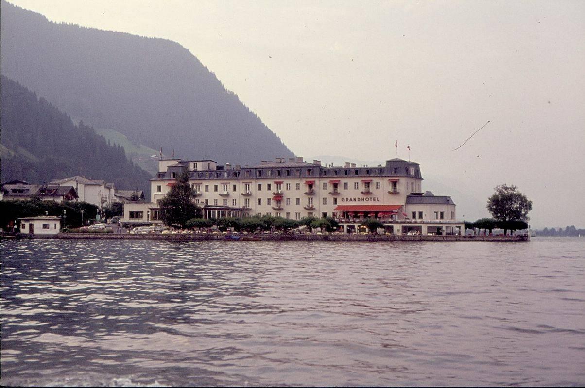 Grand Hotel in new splendor 1984