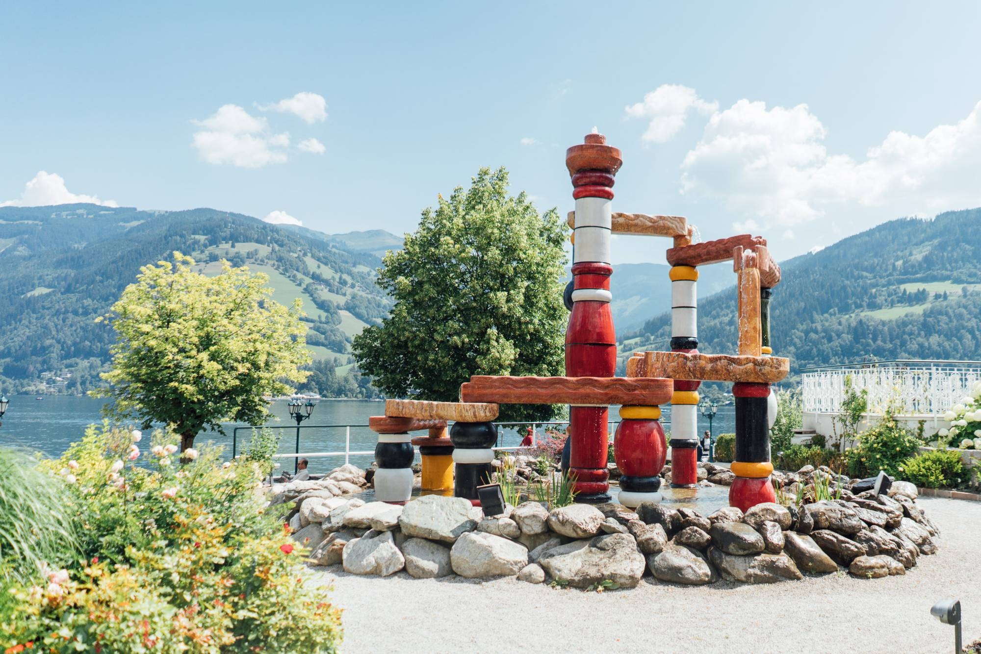 The Austrian Fountain