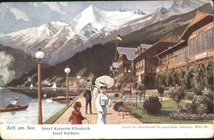Hotel Elisabeth in Zell am See