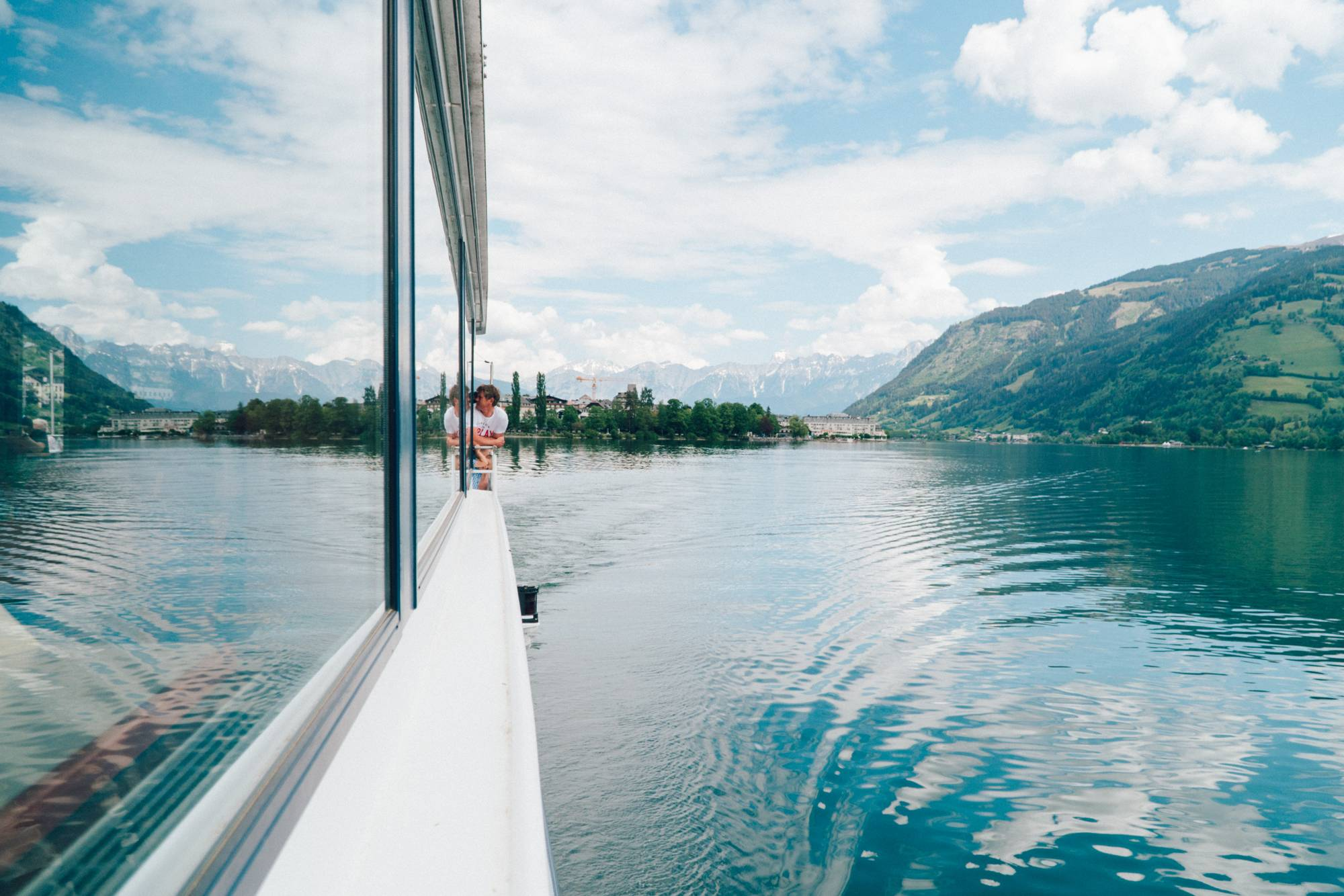 Shipping in Zell am See