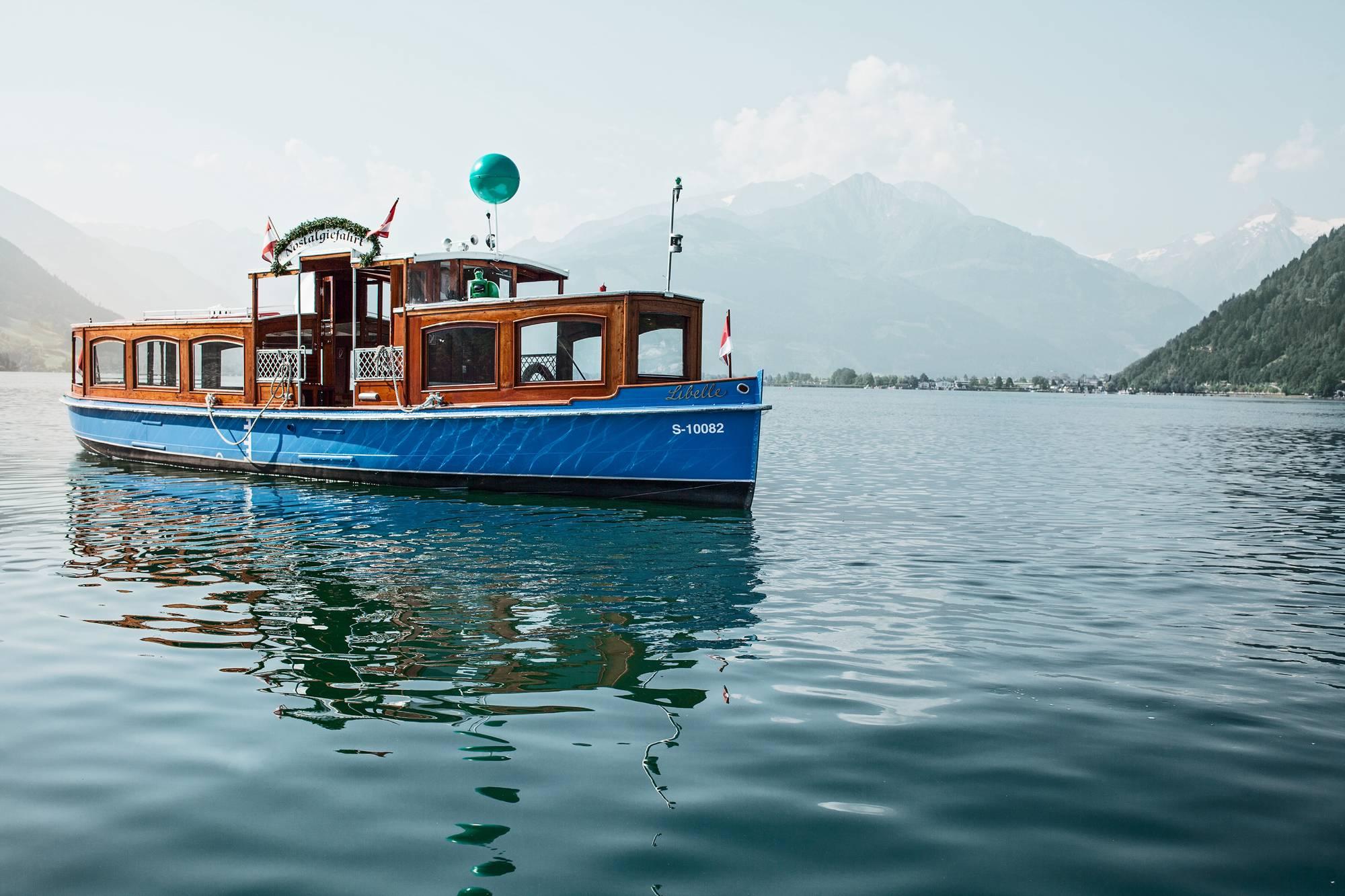 Nostalgic Ship 'Libelle'