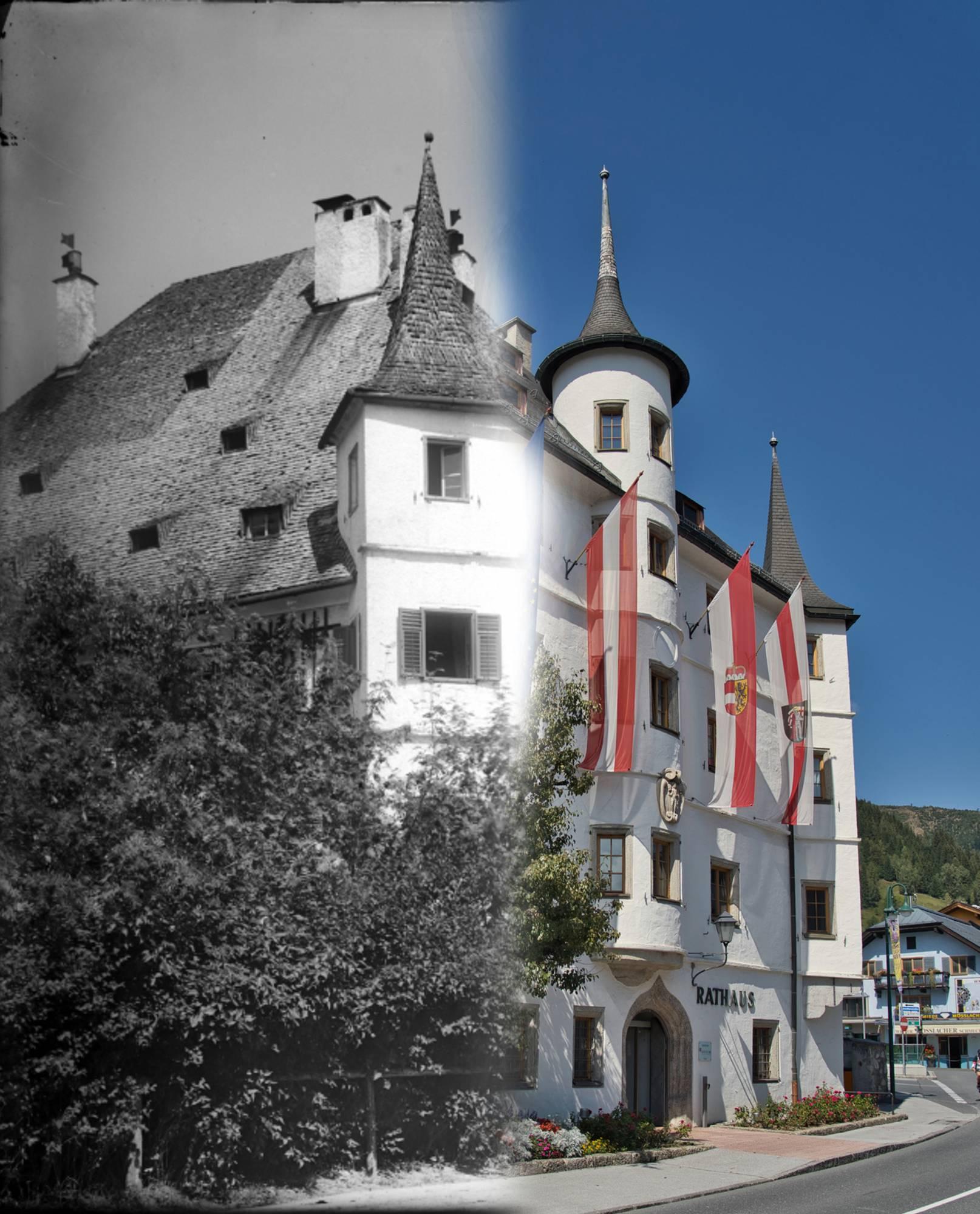 The Castle Rosenberg
