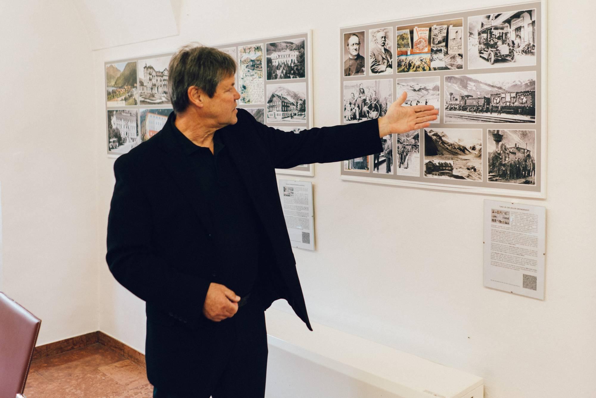 Historian Rainer Hochhold