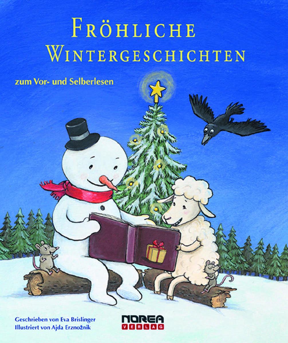 Cover: Fröhliche Wintergeschichte