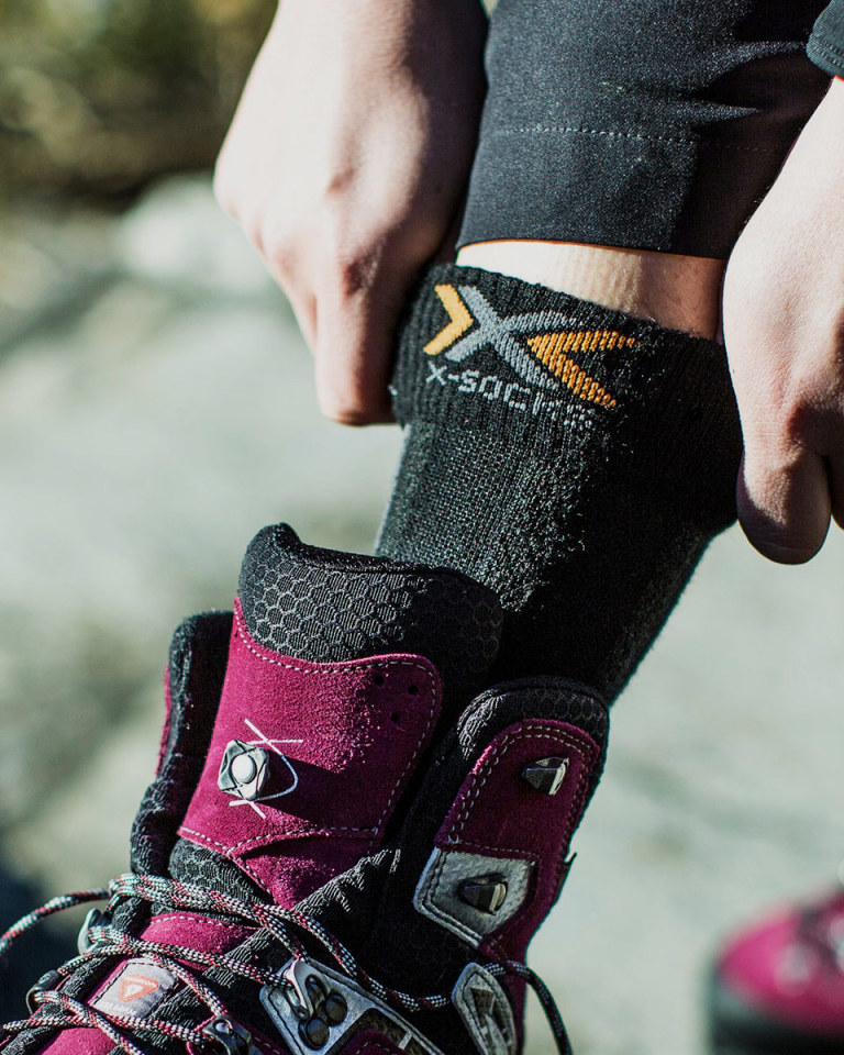 X-SOCKS Womens Run Discovery Socks
