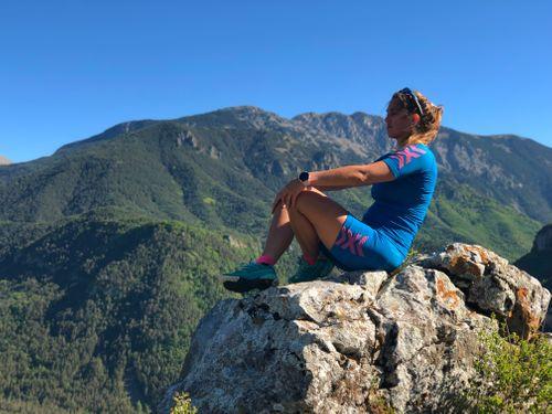 Trekking Sportswear for Women.