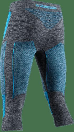 Funktionsbekleidung Junior EN Accumulator UW Pants Long Blue Marine//Yellow 10//11 Unisex X-Bionic Pantaloni Tecnici per Adulti Junior EN Accumulator UW