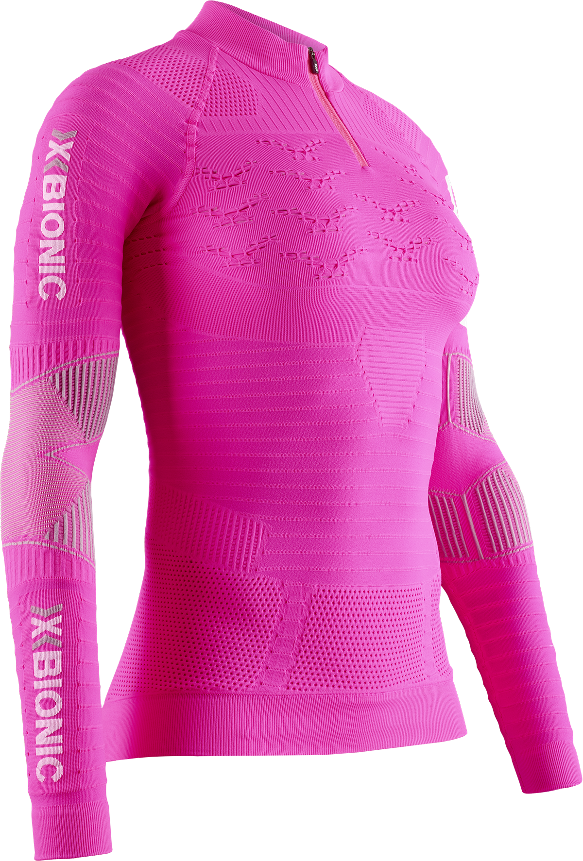 Short Donna Effektor Tuqoise//Arctic White X-Bionic 4.0 Run Shorts Women XS