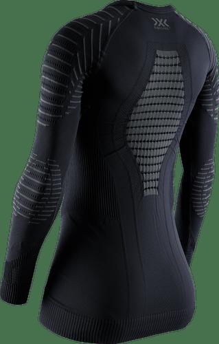 Maglietta da Corsa Donna S Porpora X-Bionic Invent 4.0 Run Bright Lavender//White