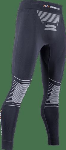 Strato Base Camicia Funzionale Uomo 2XL X-Bionic Energizer 4.0 Round Neck Long Sleeves Opal Black//Arctic White