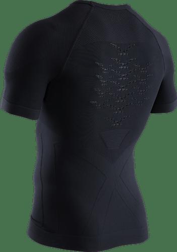 X-Bionic Invent Opal Black//Artic White Boxer Shorts Uomo L