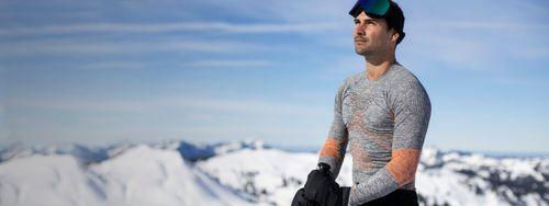 Winter Sportswear for Men.