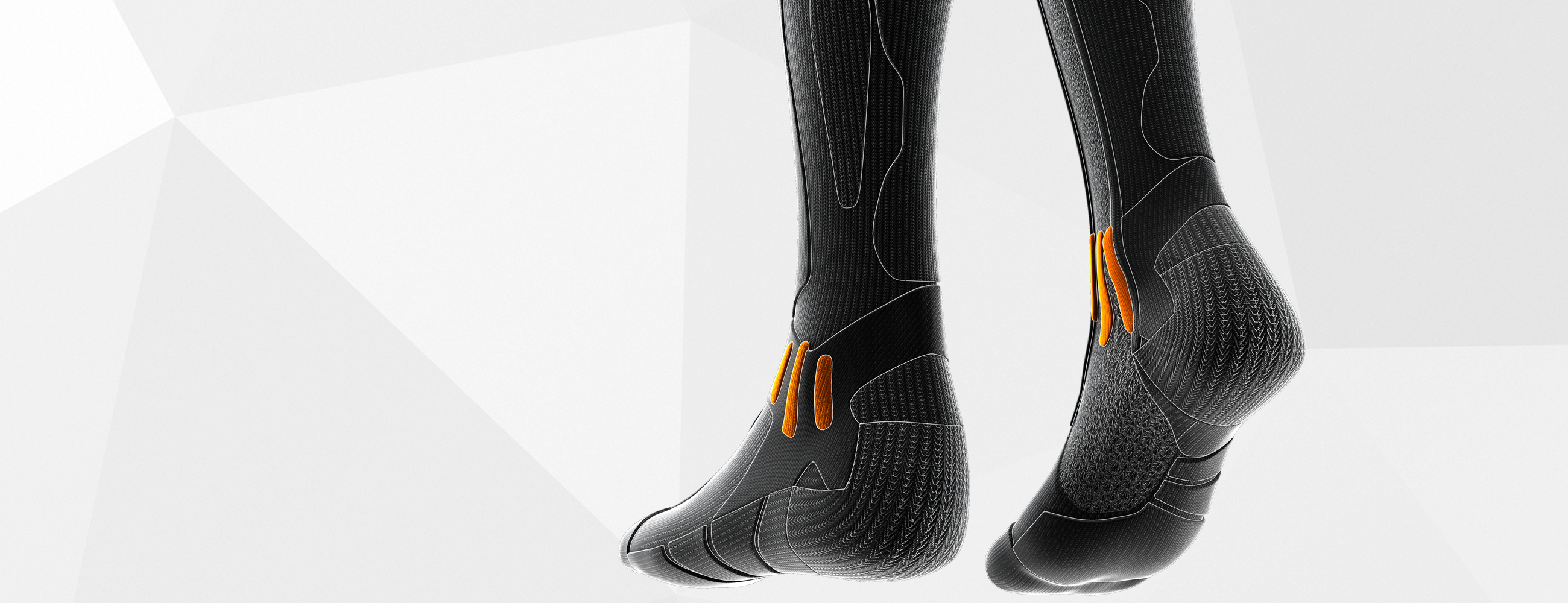 AirFlow Ankle Pads
