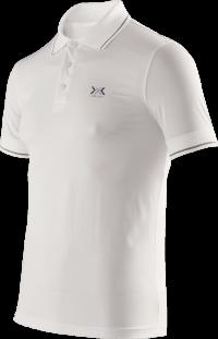 X-Bionic Mens Travel Short Sleeve Polo Shirt