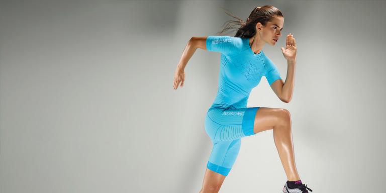 X-Bionic Effektor 4.0 Run Shorts Women