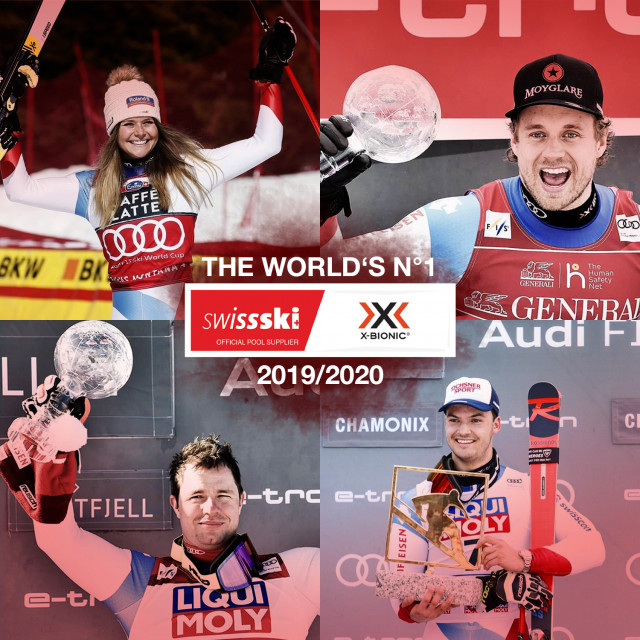 RECORD-BREAKING WIND-TUNNEL TEST LEADS THE X-BIONIC® & SWISS SKI PARTNERSHIP TO HISTORIC NATIONS CUP WIN!